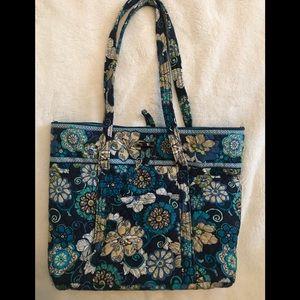 Vera Bradley - Vera Tote - Mod Floral Blue